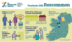 Statistical Yearbook of Ireland, 2018 Roscommon Profile Small